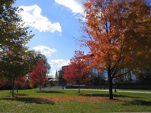 1. Lafayette College - Easton, Pennsylvania
