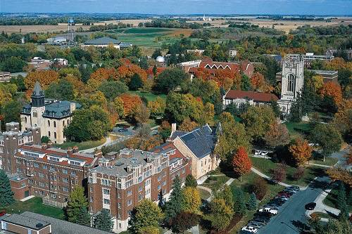 10. Carleton College - Northfield, Minnesota