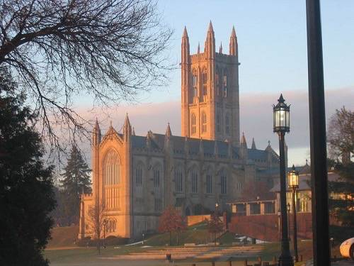 12. Trinity College - Hartford, Connecticut