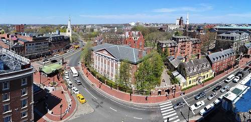 13. Harvard University - Cambridge, Massachusetts