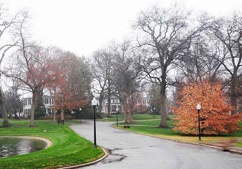 15. Wofford College - Spartanburg, South Carolina