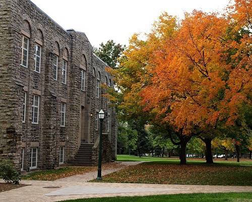 17. St. Lawrence University - Canton, New York