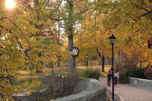 19. Denison University - Granville, Ohio