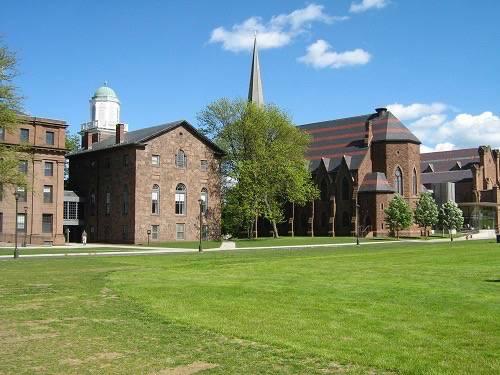 2. Wesleyan University - Middletown, Connecticut