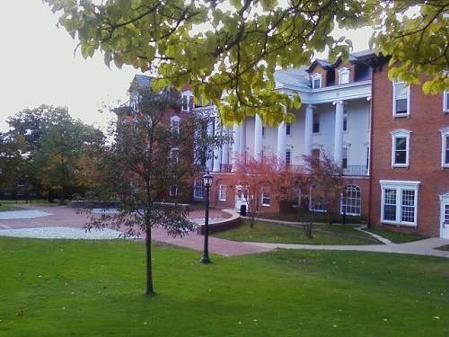 21. Allegheny College - Meadville, Pennsylvania