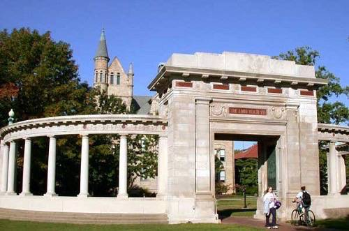 22. Oberlin College - Oberlin, Ohio