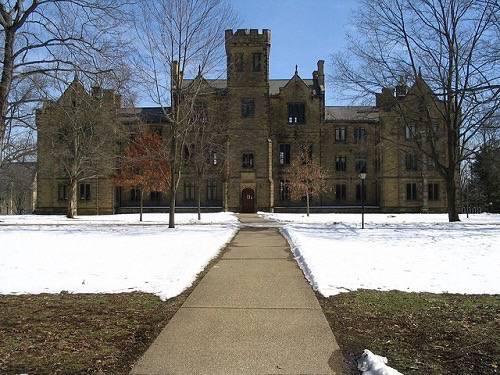 25. Kenyon College - Gambier, Ohio