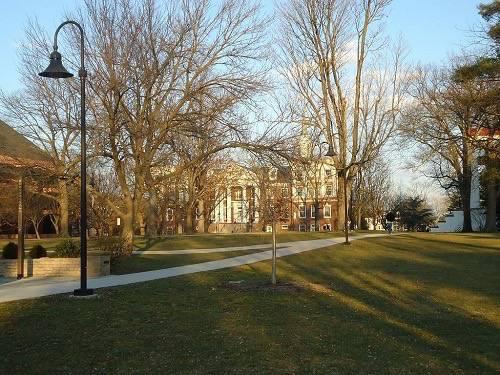 26. Gettysburg College - Gettysburg, Pennsylvania