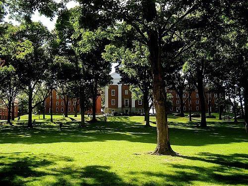 27. Amherst College - Amherst, Massachusetts