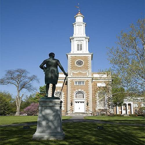 28. Hamilton College - Clinton, New York