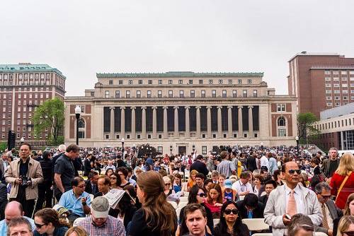4. Columbia University - New York City, New York