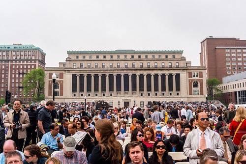 4. Columbia University - New York City, New York