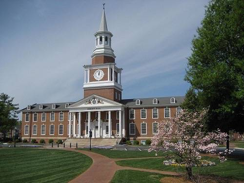 5. High Point University - High Point, North Carolina