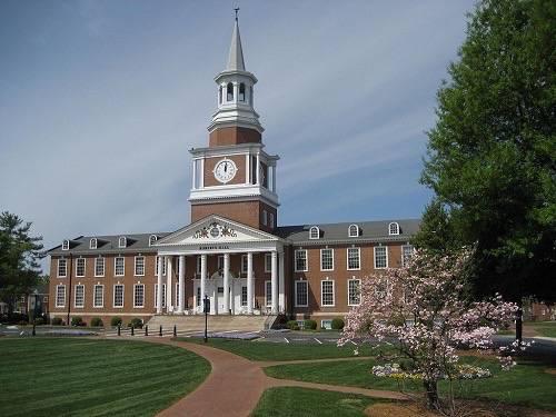 5. High Point University - High Point, North Carolina