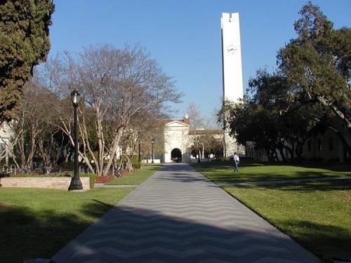 6. Pomona College - Claremont, California