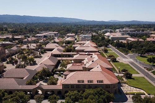 8. Stanford University - Stanford, California