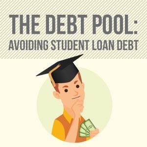 Avoiding Student Loan Debt