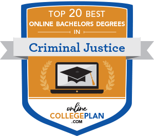 Criminal Justice Degree >> Top 19 Bachelors For Online Criminal Justice Degree Programs