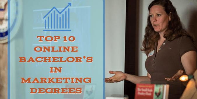 Online Bachelor's in Marketing Degrees