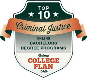 Top 10 Online Bachelor's Degrees in Criminal Justice