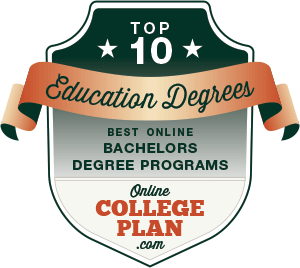 Top 10 Online Bachelor's Degrees in Education