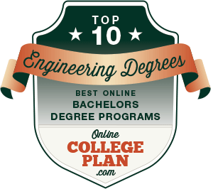 Top 10 Online Bachelor's Degrees in Engineering
