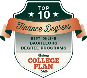 Top 10 Online Bachelor's Degrees in Finance