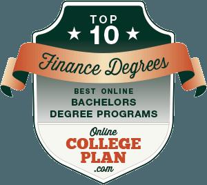 Top 10 Online Bachelor's Degrees in Finance