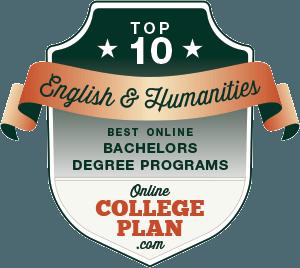 humanities degree online