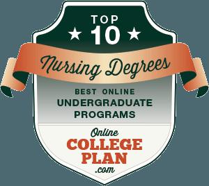 Top 10 Online Undergraduate Nursing Programs