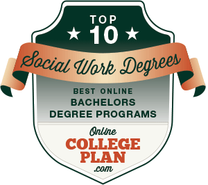 Top 10 Online Bachelor's Degrees in Social Work