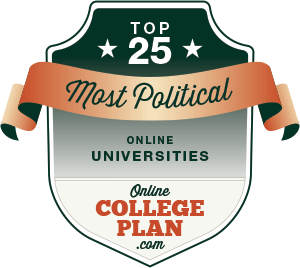Top 25 Most Political Universities