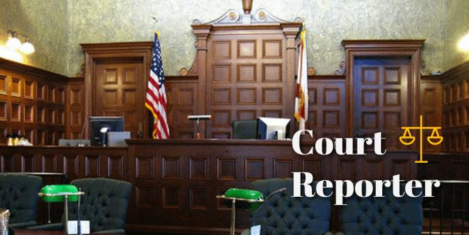 court-reporter