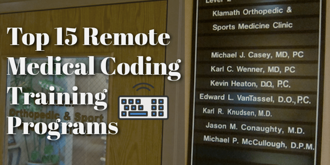 medical coding training programs