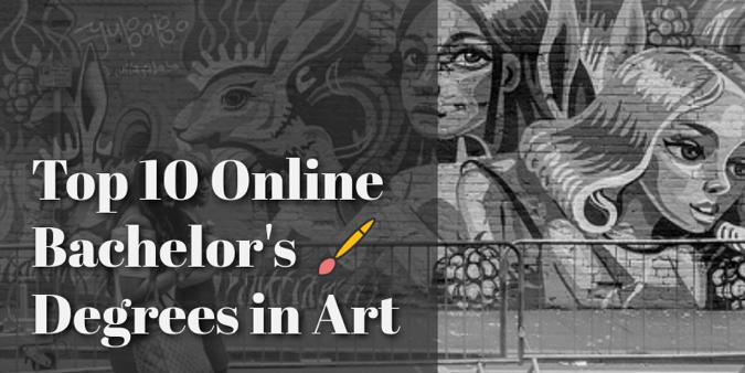 online bachelor's degrees in art