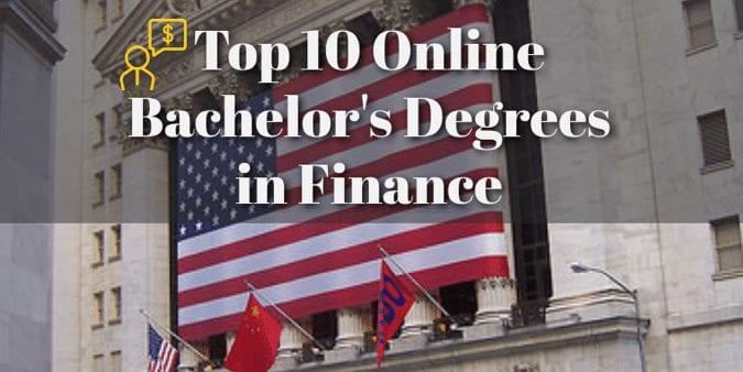online bachelor's degrees in finance