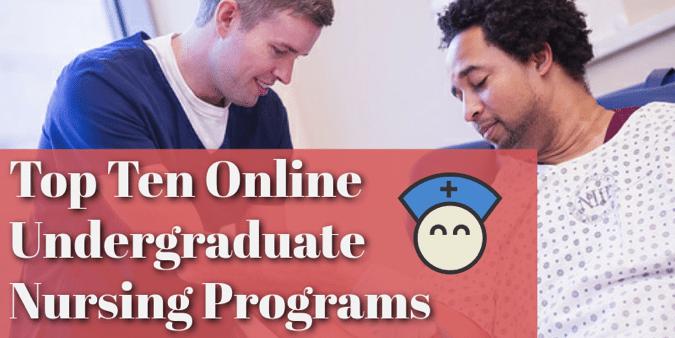 online undergraduate nursing programs