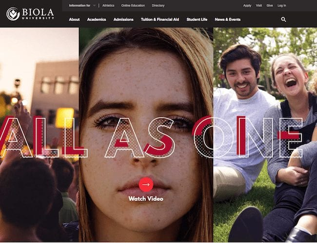 top best site Biola University