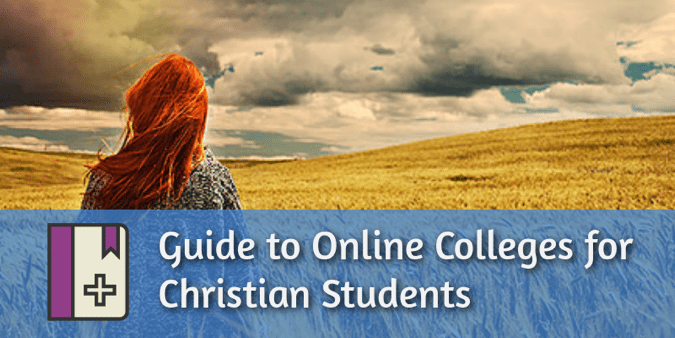Guide to online colleges for Christian students