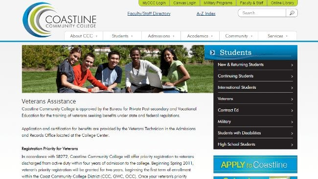 Coastline Community College