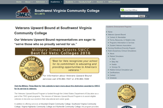 Southwest Virginia Community College
