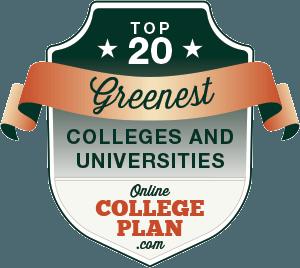 Greenest Colleges