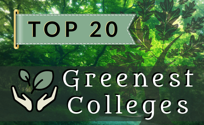 greenest colleges