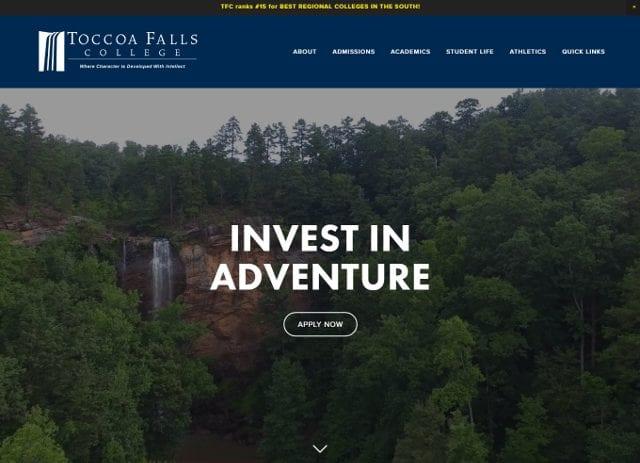 Toccoa Talls College