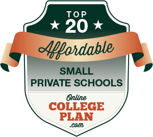 Top 20 Affordable Small Private Schools