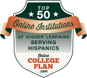 Top 50 Latina and Hispanic Serving Institutions