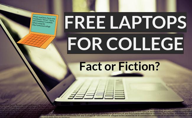 free laptops