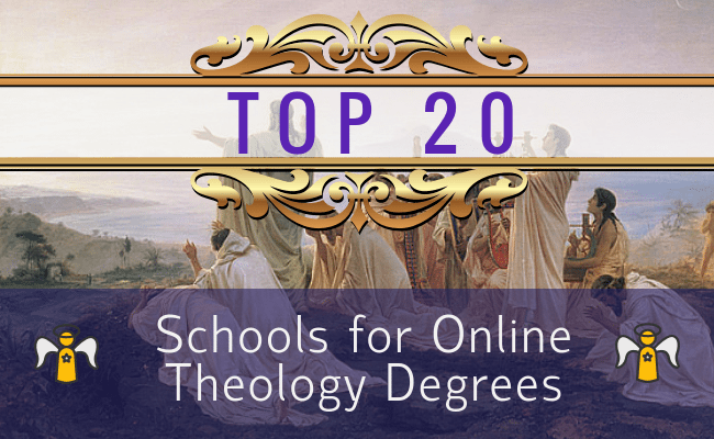 online theology degrees