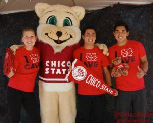 California State University, Chico Mascot