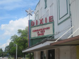 LA Tech Dixie Theater